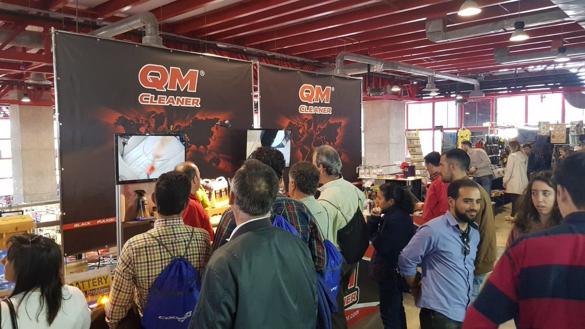 Feria QM Cleaner